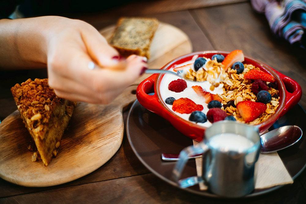 Śniadanie nachrupko